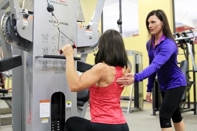 Lori Heck Personal Trainer