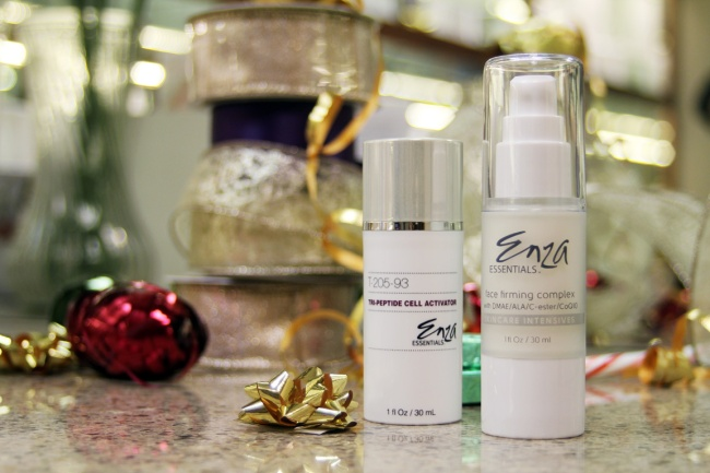 Enza Essentials Face Firming and Tri-Peptide Cell Activator