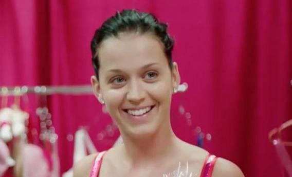 Katy Perry no makeup