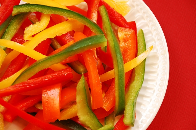 tri-colored-sliced-bell-peppers