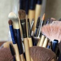 FAVORITE JANE IREDALE MAKEUP BRUSHES